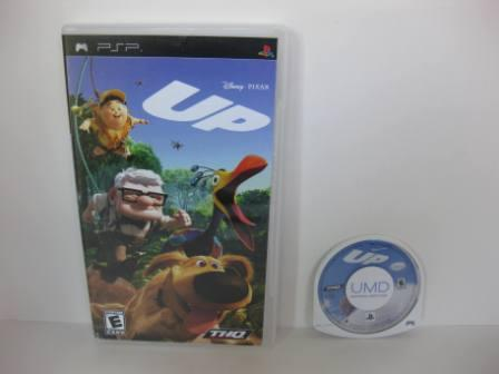 Up (Disney - Pixar) - PSP Game